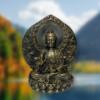 Kép 1/2 - Gyógyító Buddha szobor