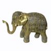 Kép 2/2 - Elefánt szobor - arany