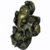 Kép 2/2 - Ganésa szobor - arany