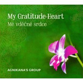 Agnikana`s Group: My Gratitude-Heart CD