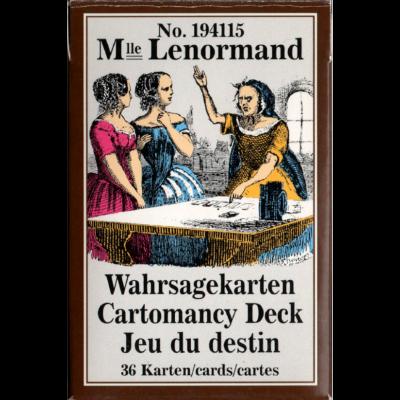 Mlle Lenormand kártyacsomag