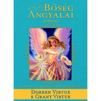 Doreen Virtue & Grant Virtue - A Bőség Angyalai Jóskártya