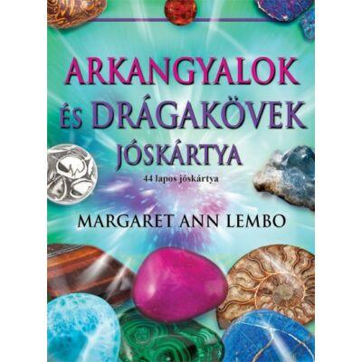 Arkangyalok és Drágakövek jóskártya - Margaret Ann Lembo