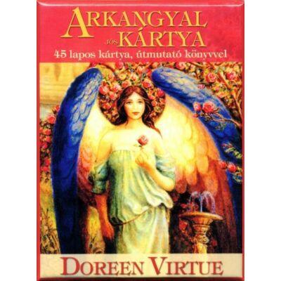 Doreen Virtue: Arkangyal jóskártya