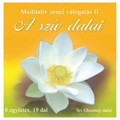 A szív dalai 2. /Meditációs CD