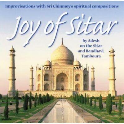 Adesh: Joy of Sitar / Meditációs CD