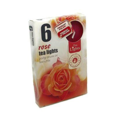 Rózsa illatmécses