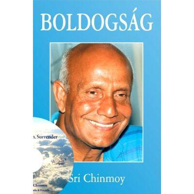 Sri Chinmoy - Boldogság, Ajándék meditációs CD-vel!