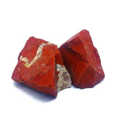 Vörös jáspis nyers - nagy