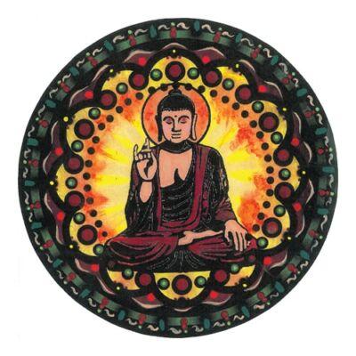 Hűtőmágnes Mandala - Buddha