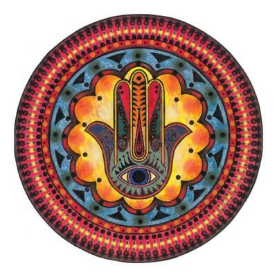 Hűtőmágnes Mandala - Intuíció