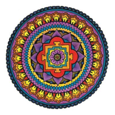 Mandala matrica - Életerő