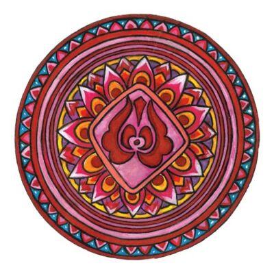 Mandala matrica - Babaváró