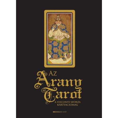 Az arany tarot - Ajándékcsomagban - A Visconti-Sforza kártyacsomag - Mary Packard