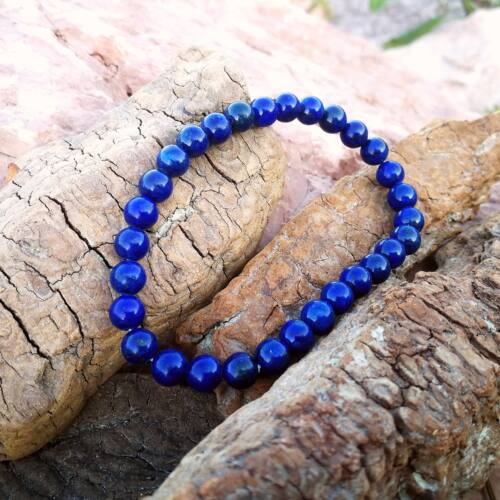 Lapis Lazuli karkötő 6 mm