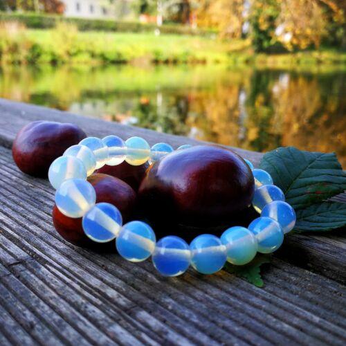 Opalit karkötő 10 mm
