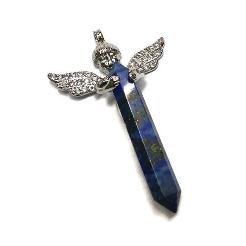 Angyalos inga medál - Lapis lazuli