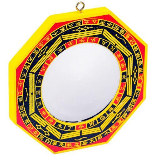 Feng Shui - Bagua tükör homorú