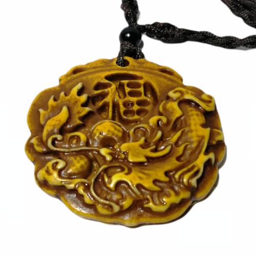 Feng Shui sárkány talizmán