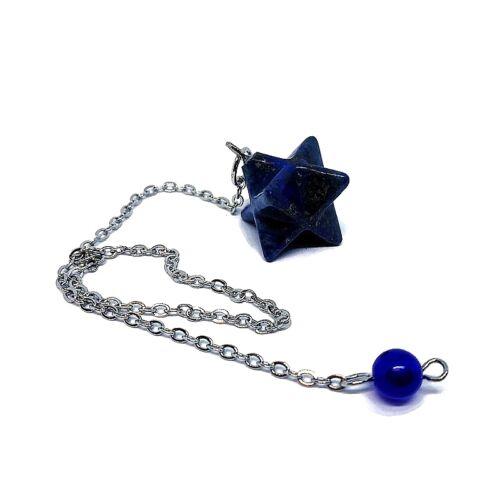 Lapis lazuli merkaba inga