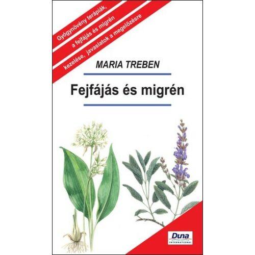 Maria Treben - Fejfájás és migrén