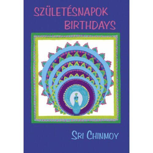 Sri Chinmoy - Születésnapok