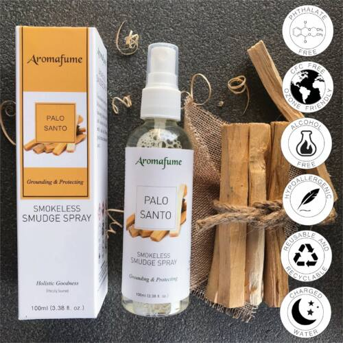 Aromafume - Palo Santo Tér- és auraharmonizáló, töltő spray