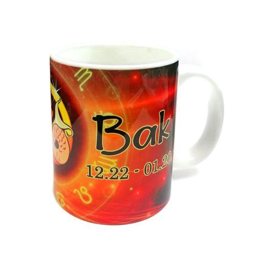 Horoszkópos bögre - Bak