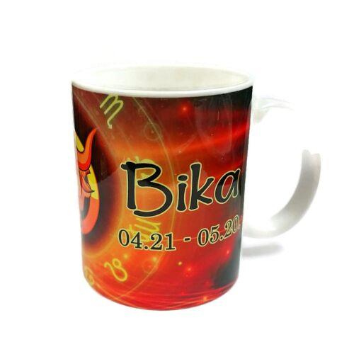 Horoszkópos bögre - Bika