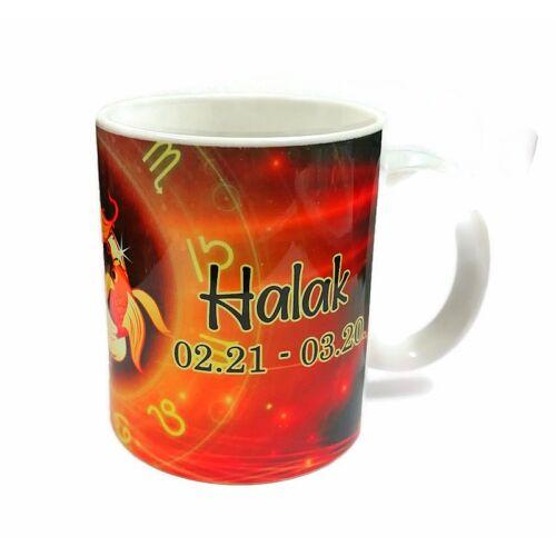 Horoszkópos bögre - Halak