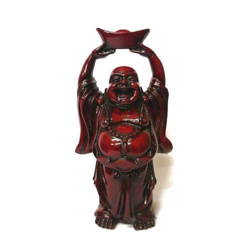 Buddha aranyröggel szobor - Maitréja