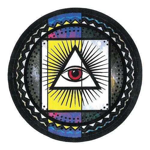 Mágnes/poháralátét Mandala - Tudatosság