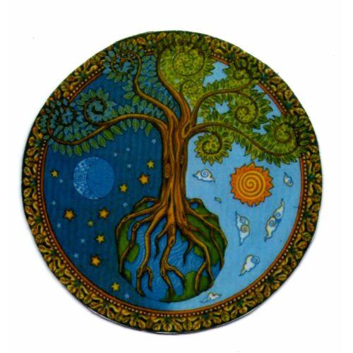 Mandala matrica - Életfa