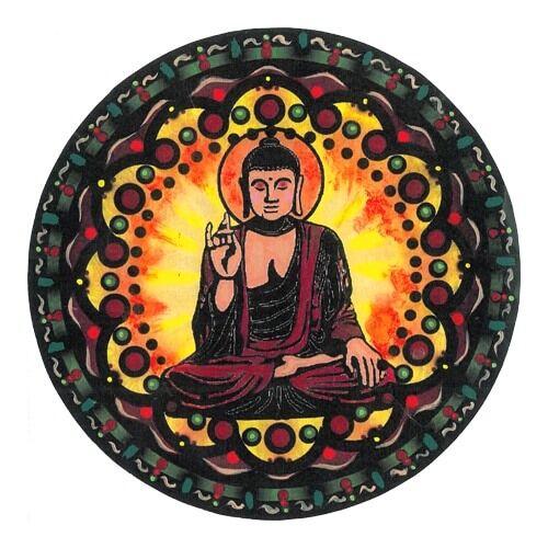 Mandala matrica - Buddha