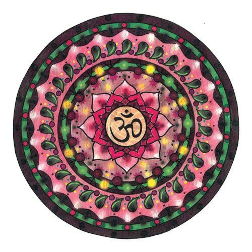 Mandala matrica - Om II.