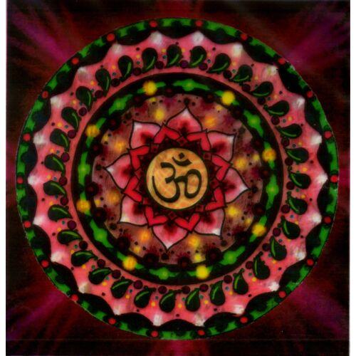 Mandala matrica - OM