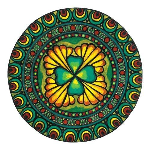 Mandala matrica - Szerencse